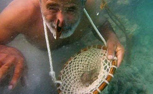 pearl-diving